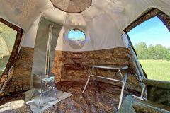 Универсальная палатка УП-2 (каркас пруток 8мм)