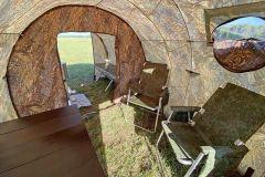 Походная баня ПБ-3 Берег с Тамбуром.