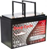 Аккумулятор Marine Deep Cycle AGM 90Ah 12V (6FM90TD-X)