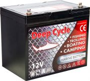 Аккумулятор Marine Deep Cycle GEL 75Ah 12V (CG12-75TXA)