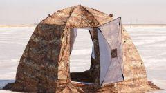 Дверь распашная для палаток УП1и УП2
