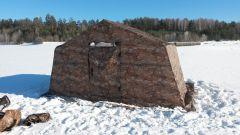 Полевая палатка 5М, облегченная армейская на алюминиевом каркасе. 340х400х230