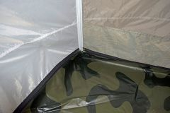 Пол в палатку ПВХ Кубоид 4.40 Берег