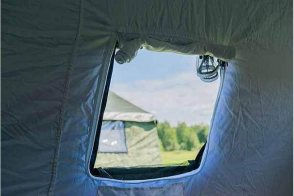 армейская палатка 10 м2