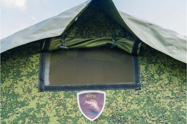 вентиляция армейская палатка 10м1