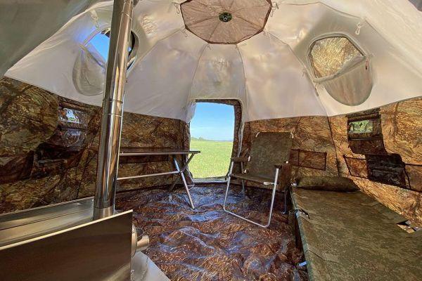 размеры палатки уп 2 берег