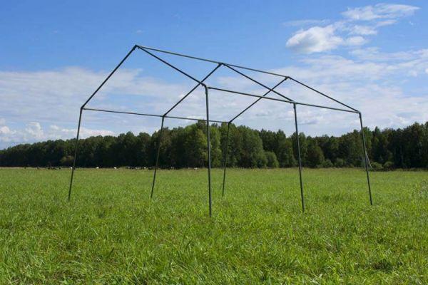 стальной каркас армейская палатка 5м