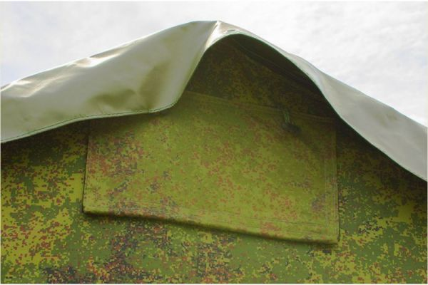 система вентиляции армейская палатка