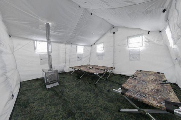 армейская палатка 5м2