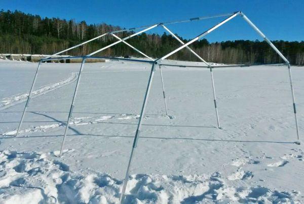 армейская палатка 5 м2