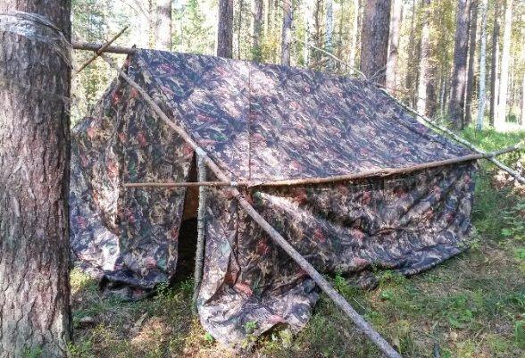 лагерная палатка