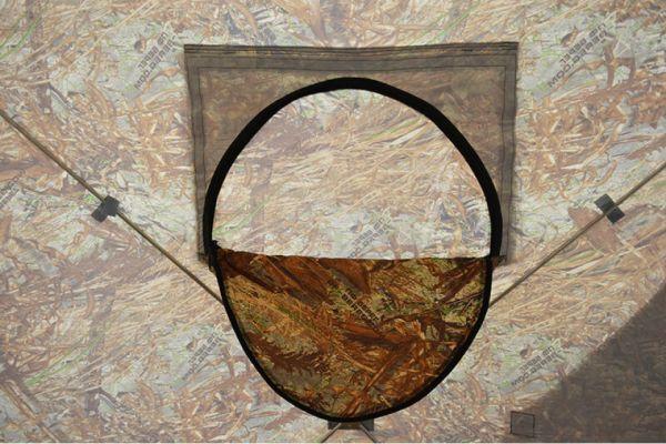 палатка куб трехслойное окно
