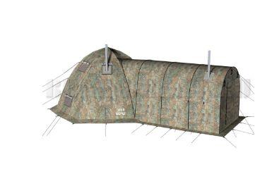тамбур к палатки уп берег