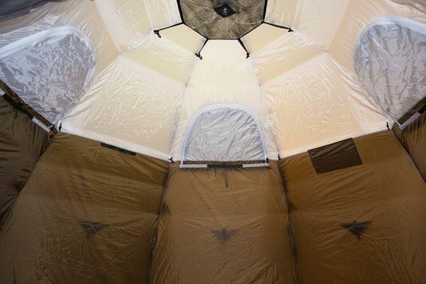 Палатка с полом