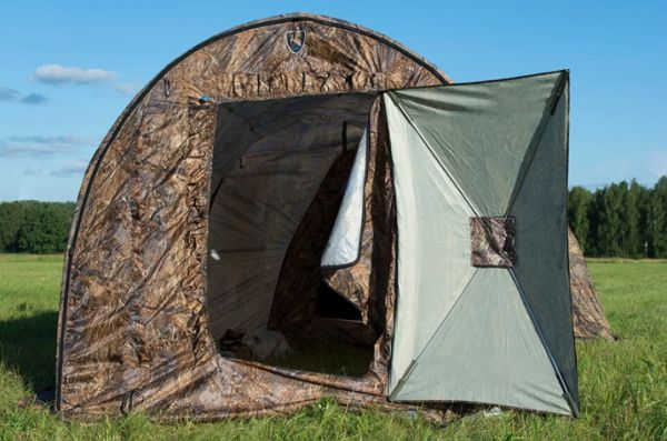 тамбур к палатки уп