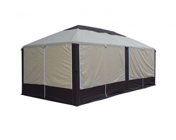 каркасный шатер митек