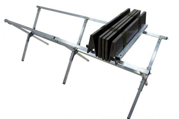 каркас полок стол