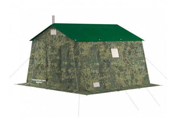 армейская палатка 4М2