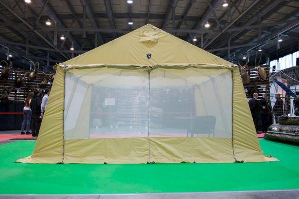 шатер с москитными сетками