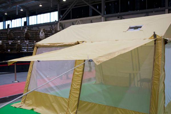 палатка шатер с навесом