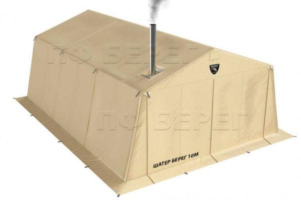 шатер берег 10М