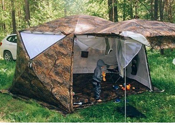 палатка куб пенагон