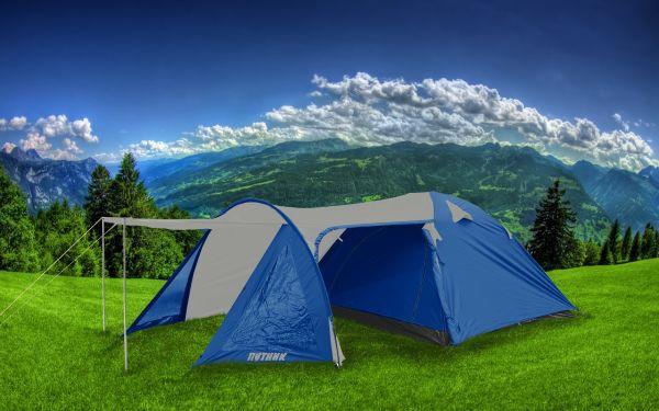 палатки путник