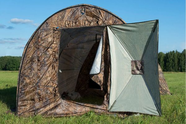 тамбур к палаткам серии уп
